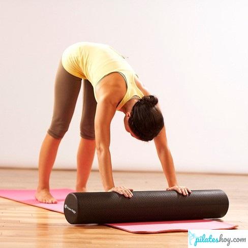 ejercicios rulo pilates