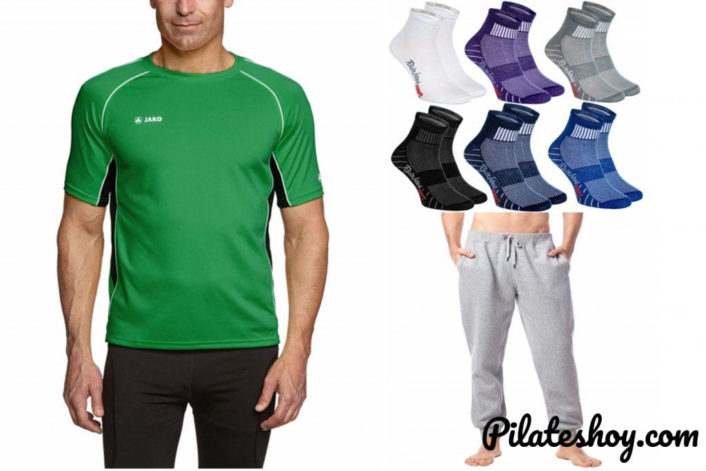 pantalones pilates hombre
