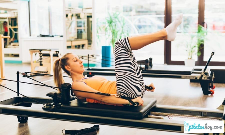 reformer pilates plegable