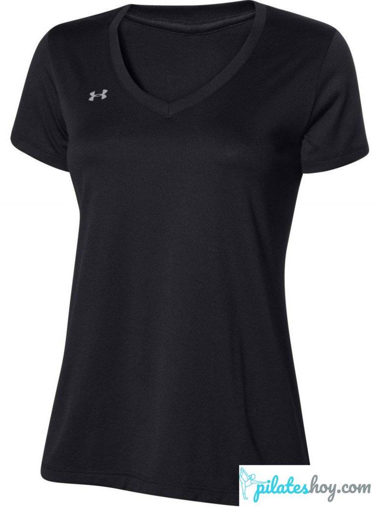 camiseta pilates mujer