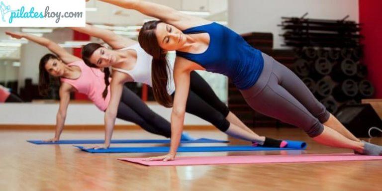 ejercicios de pilates mat para principiantes