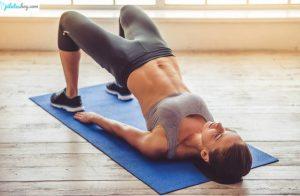 ejercicios de pilates en casa para el abdomen