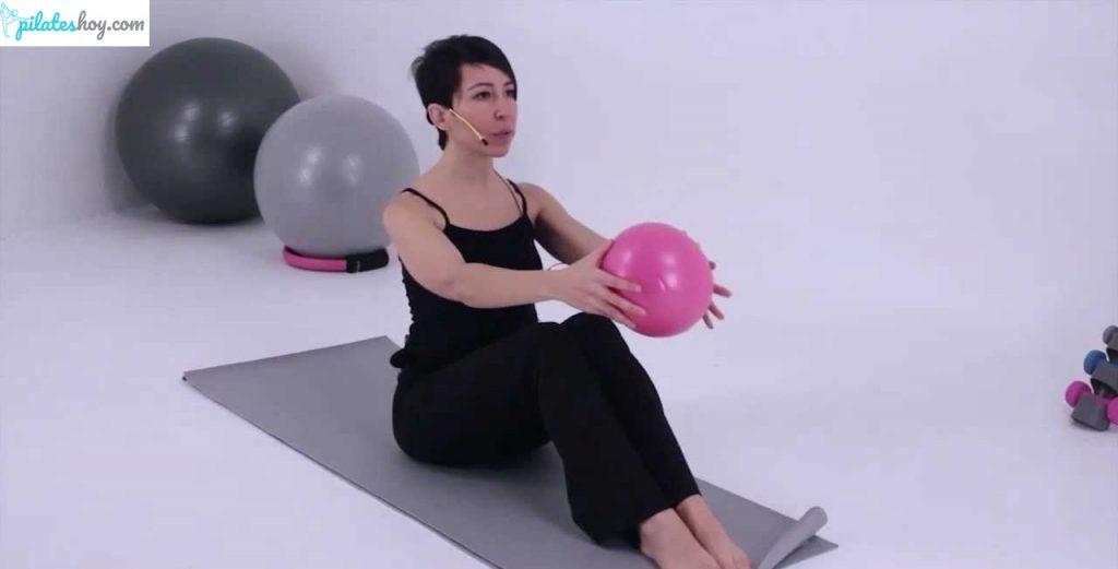 ejercicios pilates suelo nivel intermedio