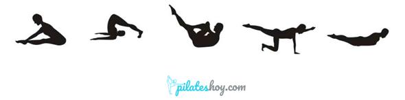 ejerciciosde pilates en casa para la espalda