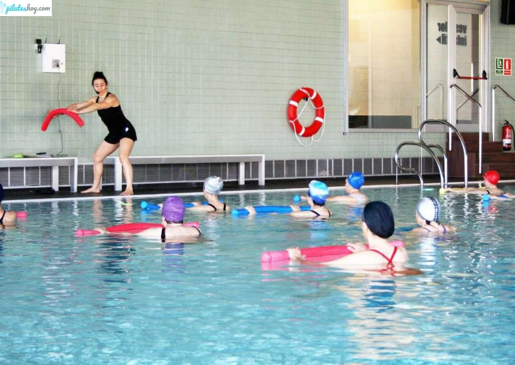 aqua pilates beneficios