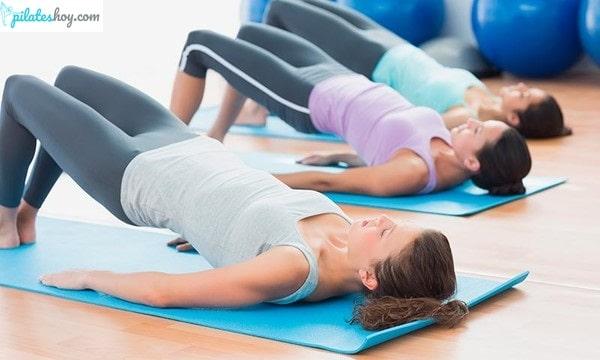 posturas de pilates para principiantes