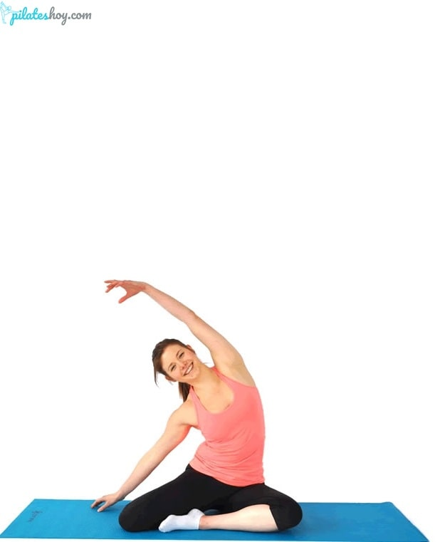 mermaid pilates ejercicio