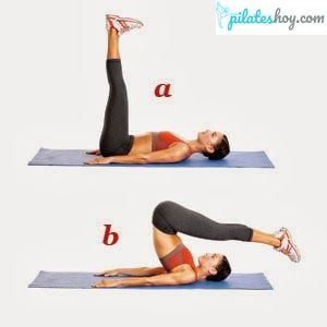 roll over ejercicio pilates