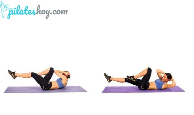 criss cross pilates español