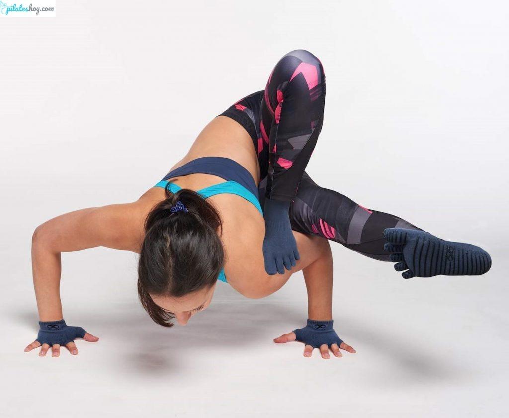 guantes para hacer yoga