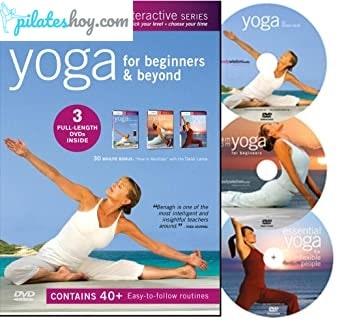 dvd yoga para principiantes